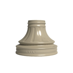 decorative pedestal cover