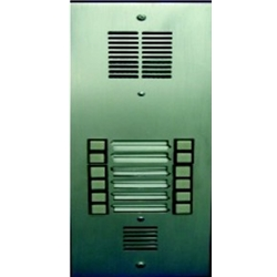 2157-14 Bi-Directional 14 Button Entry Panel