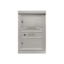 2 Double Height Tenant Doors - Front Loading - Model SD2 - ADA 48 Series - USPS Approved 4C Horizontal Mailbox