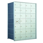 27 Tenant Doors with 1 Master Door - 1400 Series USPS 4B+ Approved Horizontal Replacement Mailbox - Model 140074A