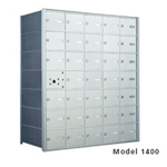 As an indoor solution, these replacement florence horizontal mailboxes 4B+ are traditional-style mailboxes that are most popular in apartment complexes, and university/military housing. The standard for decades, the Florence horizontal 4B+ 1400 model mailboxes are the perfect fit for replacement and/or retrofit / worn out installations.
