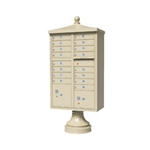Whether they are used alone or in conjunction with other Florence Mailboxes, this collection of commercial mailbox CBU accessories are sure to put the finishing touches on your project and add convenience for your users. Designed to match finishes of other Florence products, these enhanced options are the perfect complement to existing installations or the perfect solution in new construction.