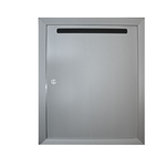 Fully Recessed Collection / Drop Box - Custom Unit - Model 120SPR