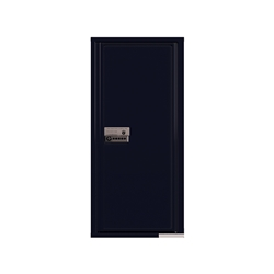 Package Protector™ PRO for Single Family Homes - Carrier Neutral Package Delivery Box - In Black Color