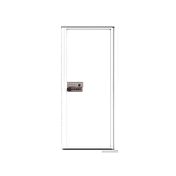 Package Protector™ PRO for Single Family Homes - Carrier Neutral Package Delivery Box - In White Color